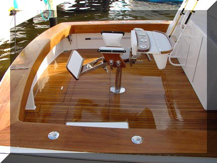 teak decks thinking of a refit or a teak deck for your new boat